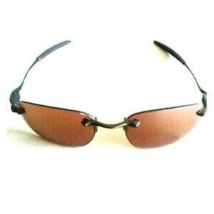Vintage Why 8 Bronze Polarized Oakley Sunglasses